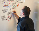 The Art of Halftime: What is Scribing?